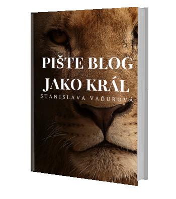Pište blog jako král