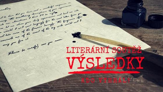 literární soutěž výsledky